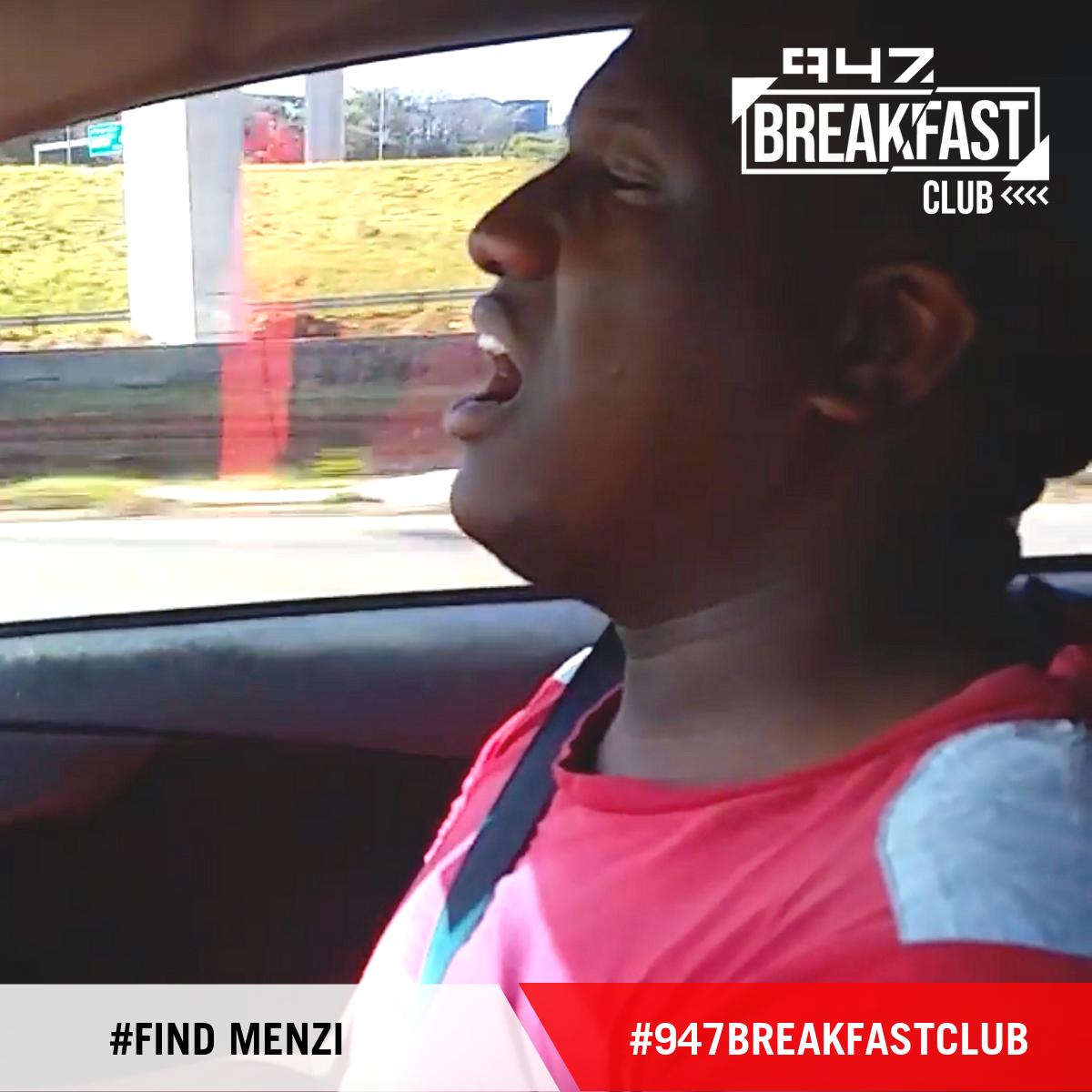 Menzi, the incredible Opera-singing Uber driver #FindMenzi
