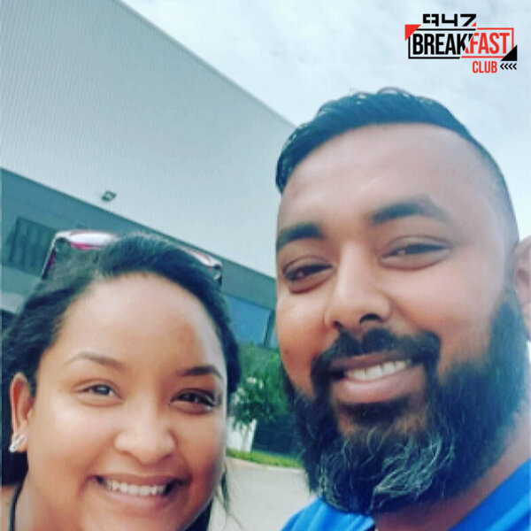 Vashnie and Marc kick of 2020 with R10,000 #947BreakfastClub