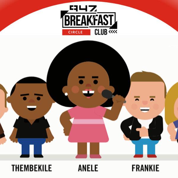 #947BreakfastClub - #COVID19SA - BreakfastClub Circle  #Day12 #Lockdown21 #LifeWith947