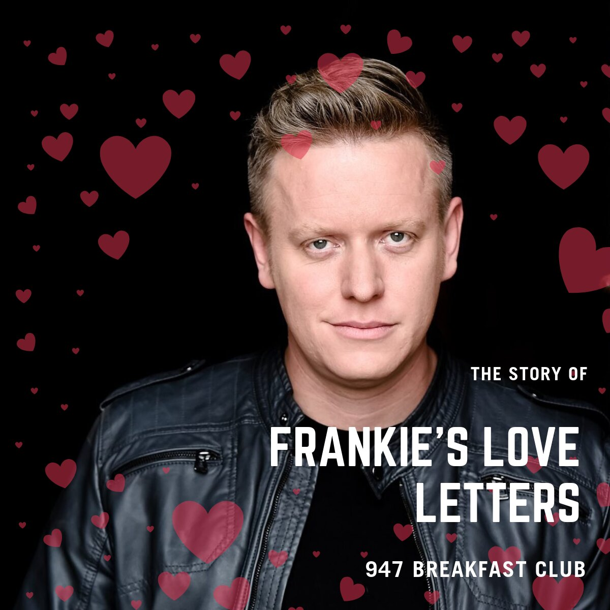 The story of Frankie's old love letters: Letter to Frans...