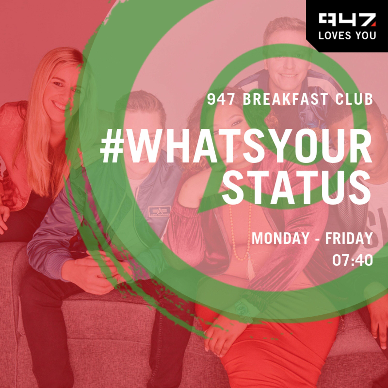 #WhatsYourStatus!
