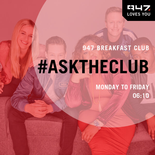 #AskTheClub: How does Thembekile deal with people that always complain at work!