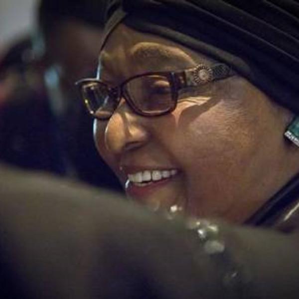 Winnie Madikizela-Mandela 1936-2018