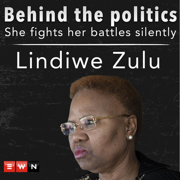 Behind the politics: Lindiwe Zulu