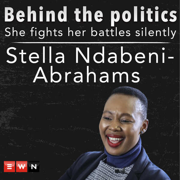 Behind the politics: Stella Ndabeni-Abrahams