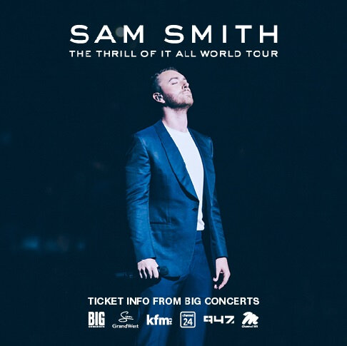 Carl chats to Sam Smith ahead of his 'Thrill of it All World Tour'