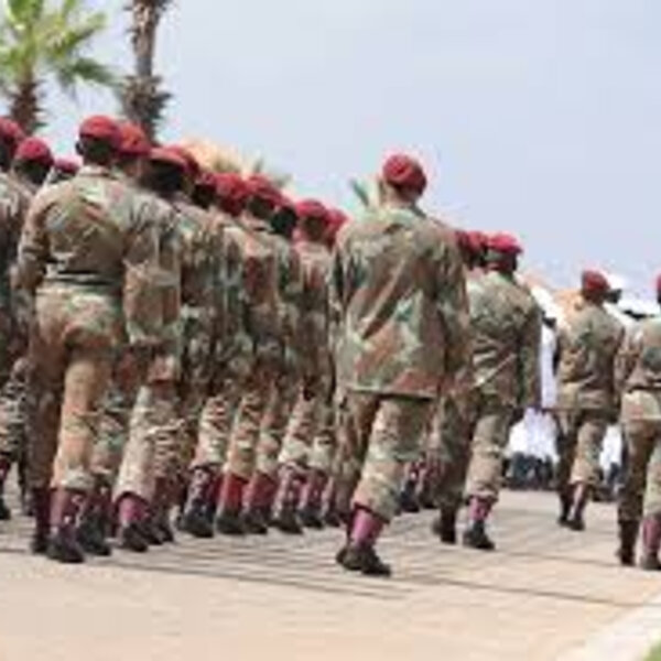 SANDF gets suspended for wearing hijab
