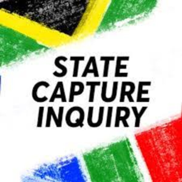 Zola Tsotsi appears before the State Capture Inquiry