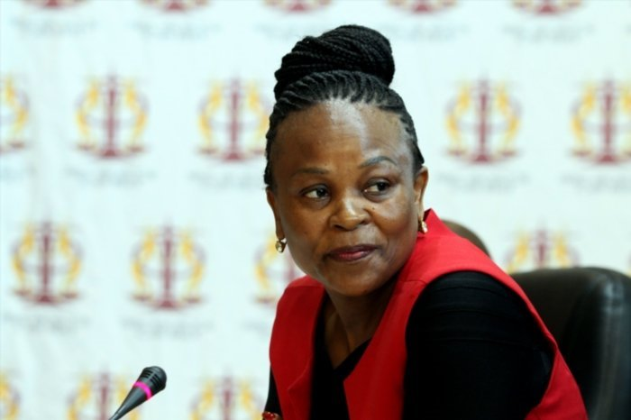 Saps failures put Magaqa whistleblowers at risk according to Public Protector report