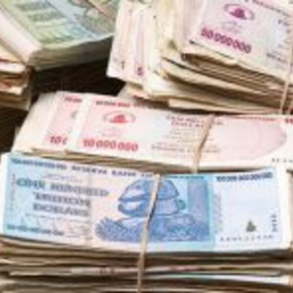 Zimbabwe adopts interim RTGS dollar