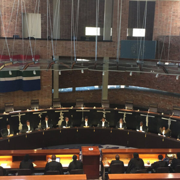 Concourt rules to keep Advocates Mrwebi, Jiba on roll