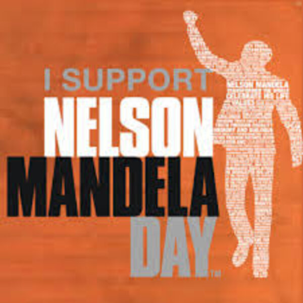 Celebrating Nelson Mandela Day