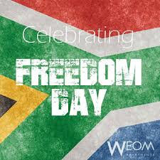 #FreedomDay: Reflections on the last 25 years