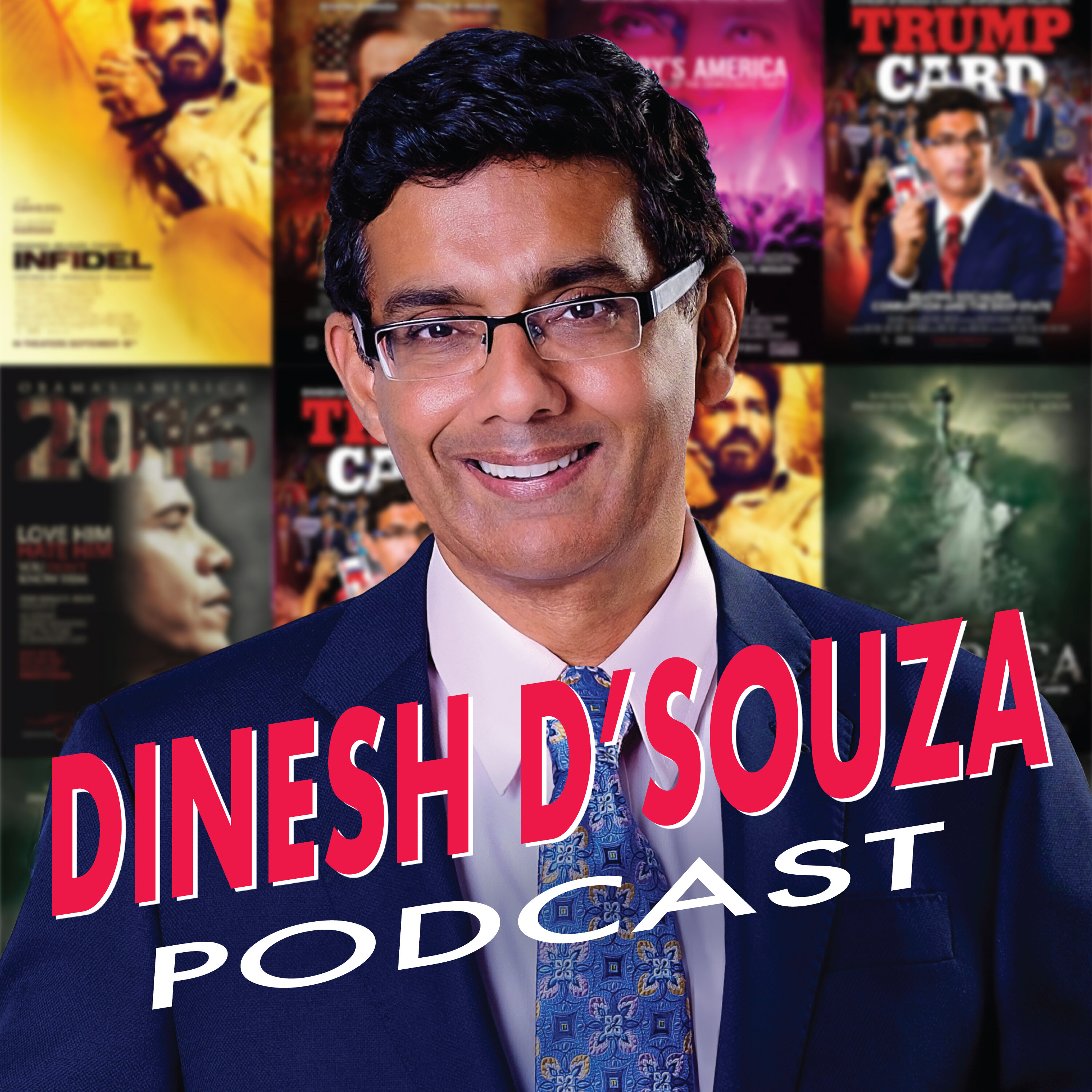COMING JANUARY 11: The Dinesh D'Souza Podcast