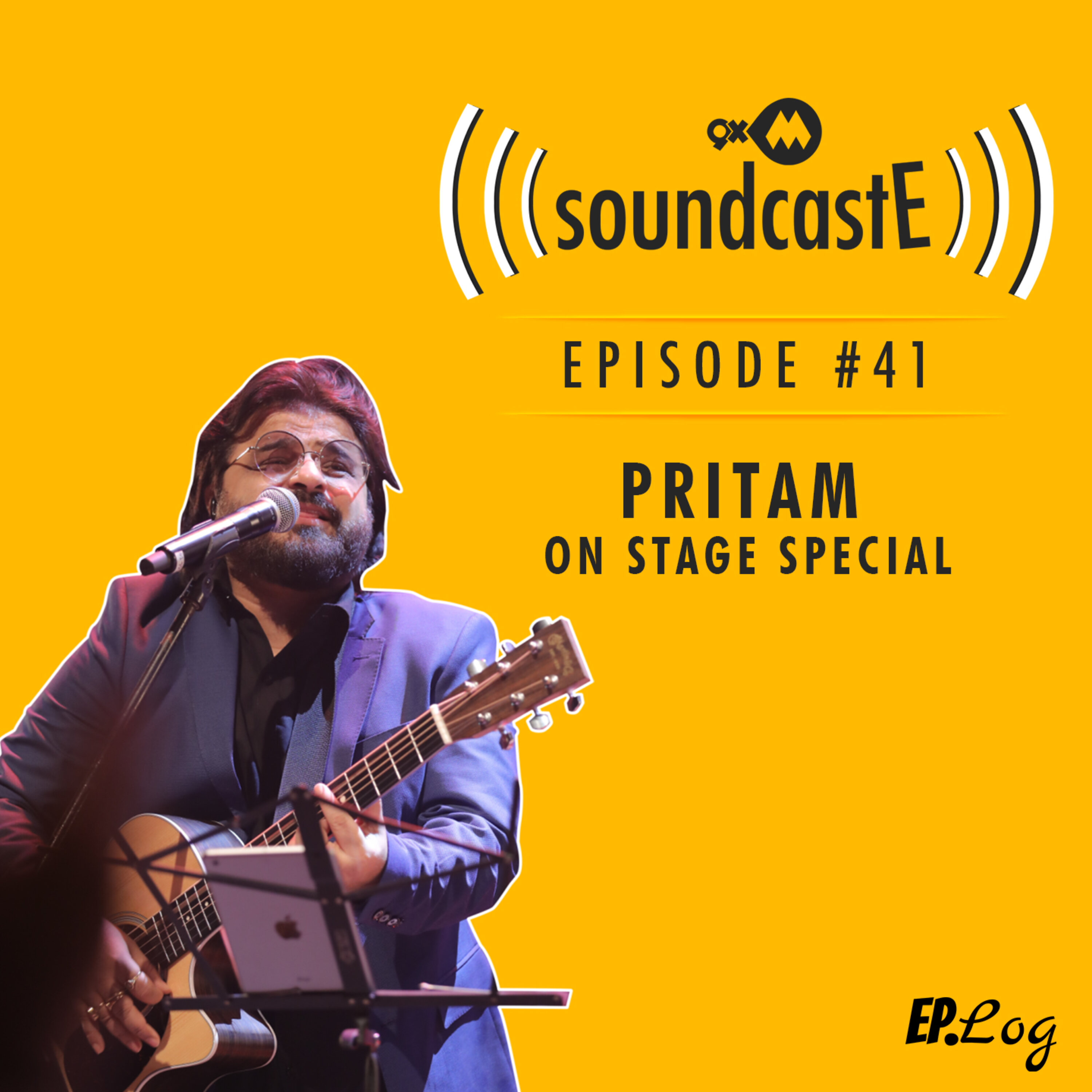 Ep.41: 9XM SoundcastE - Pritam – On Stage Special