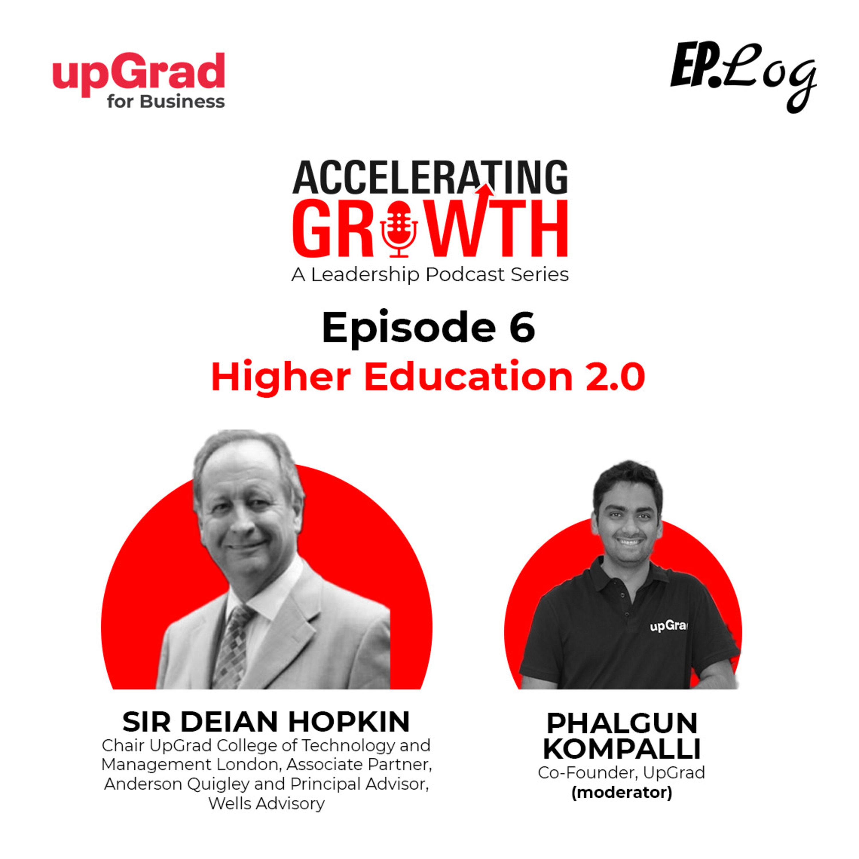 S1E6: Higher Education 2.0