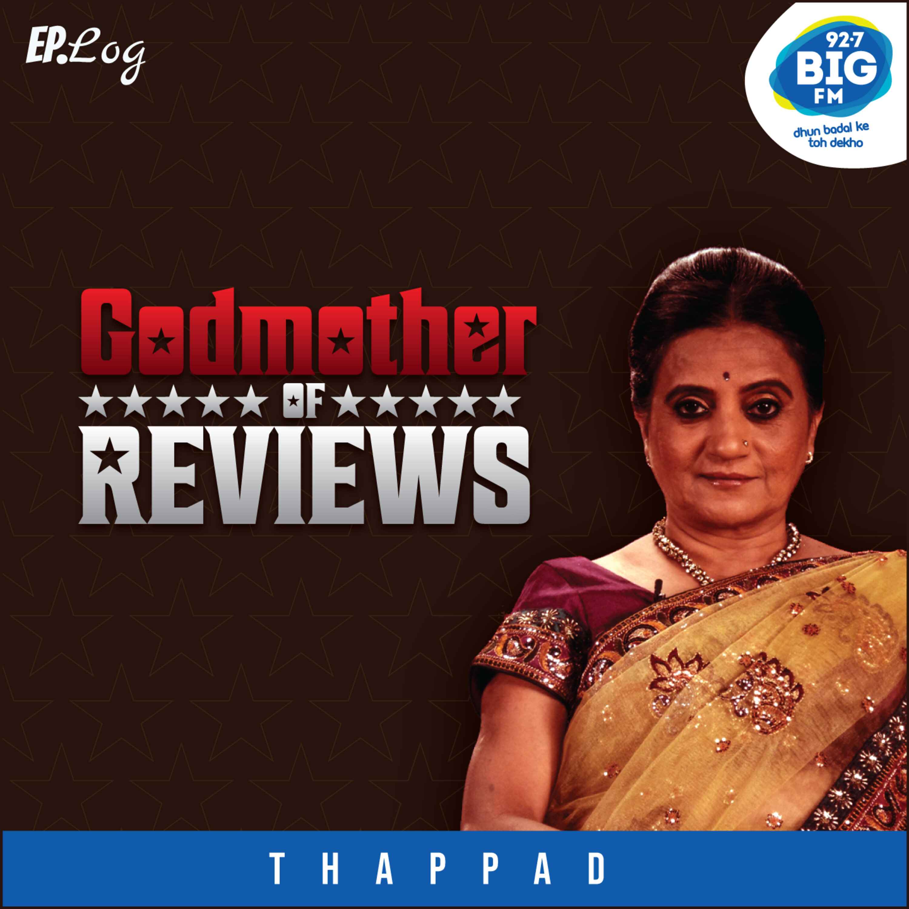 Godmother Of Reviews - Thappad