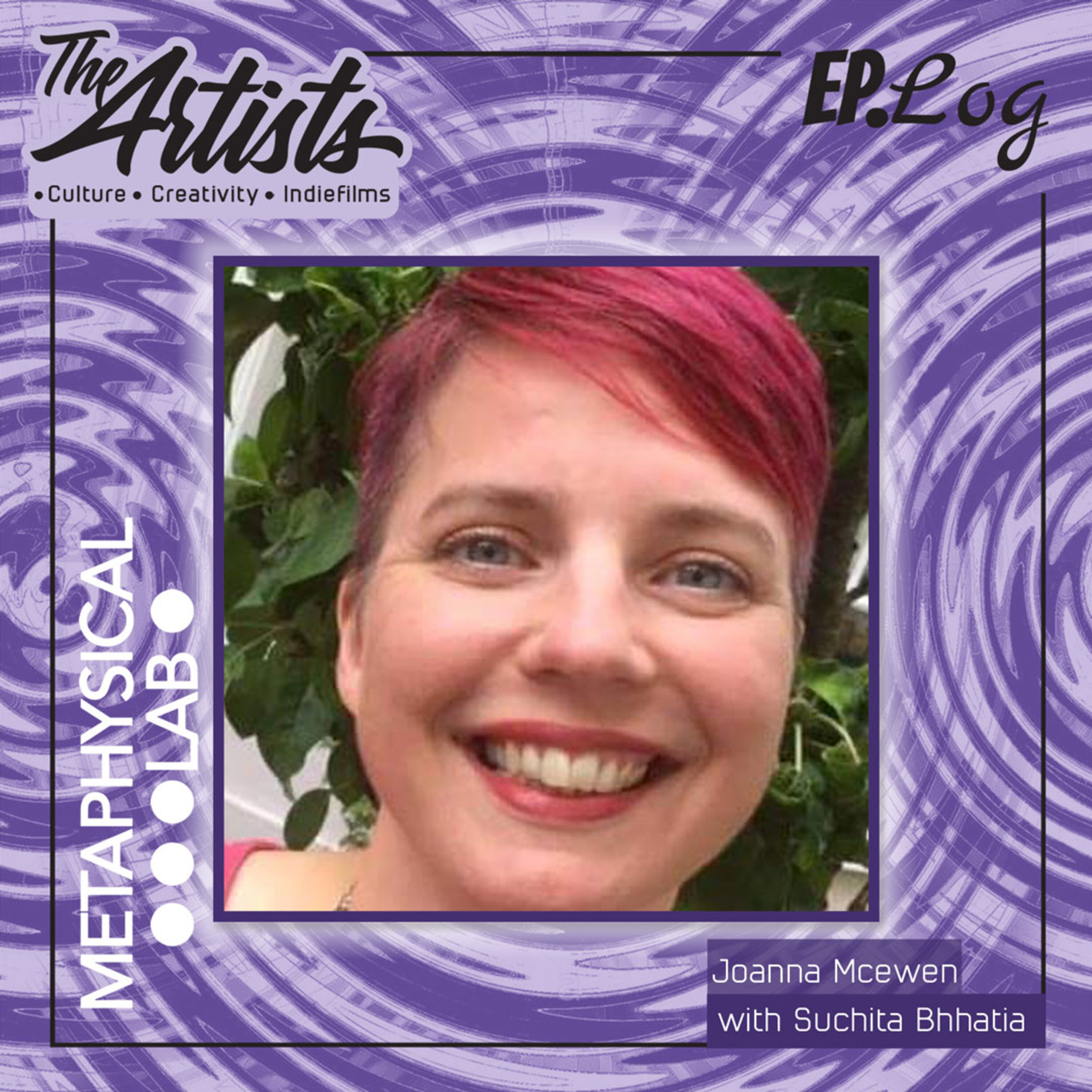 EP 46: DIFFERENTIATING BETWEEN SOUND AND NOISE FOR BETTER CREATIVITY FEAT: JOANNA MCEVEN