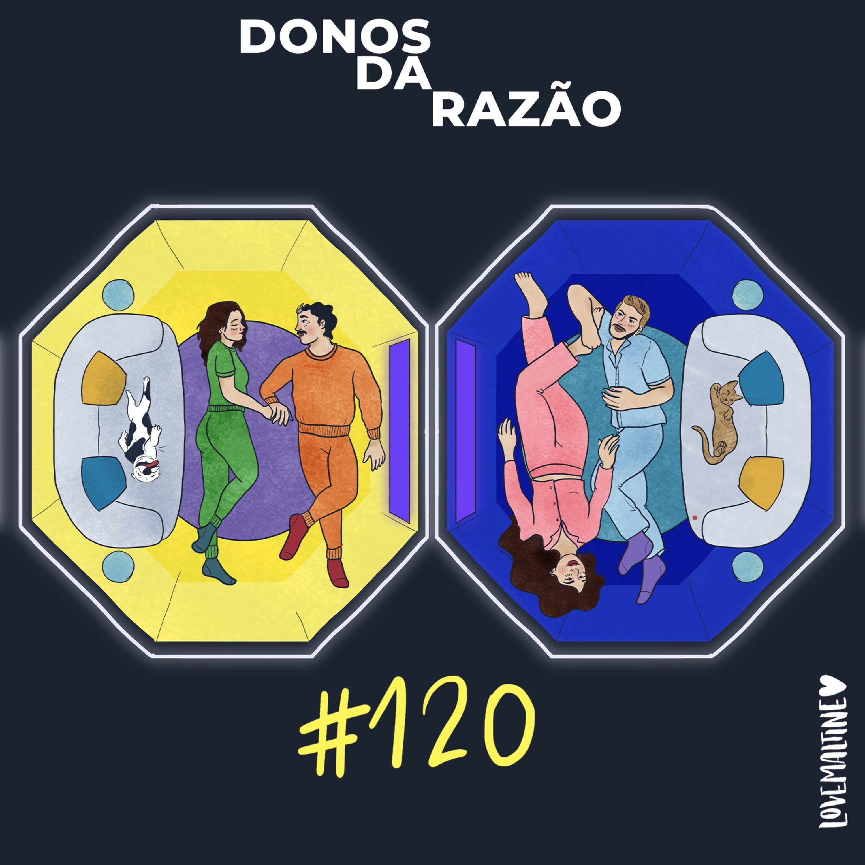 #120 - Rolou double-date com Camila Queiroz e Klebber Toledo