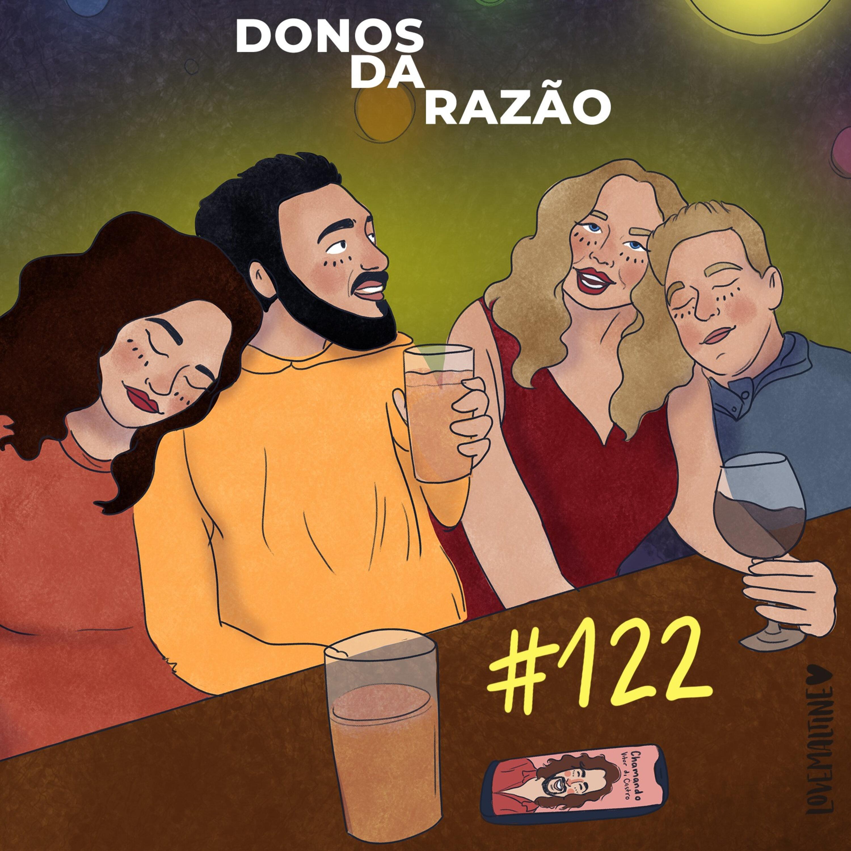 #122 - Rolê aleatório e astral com Angélica