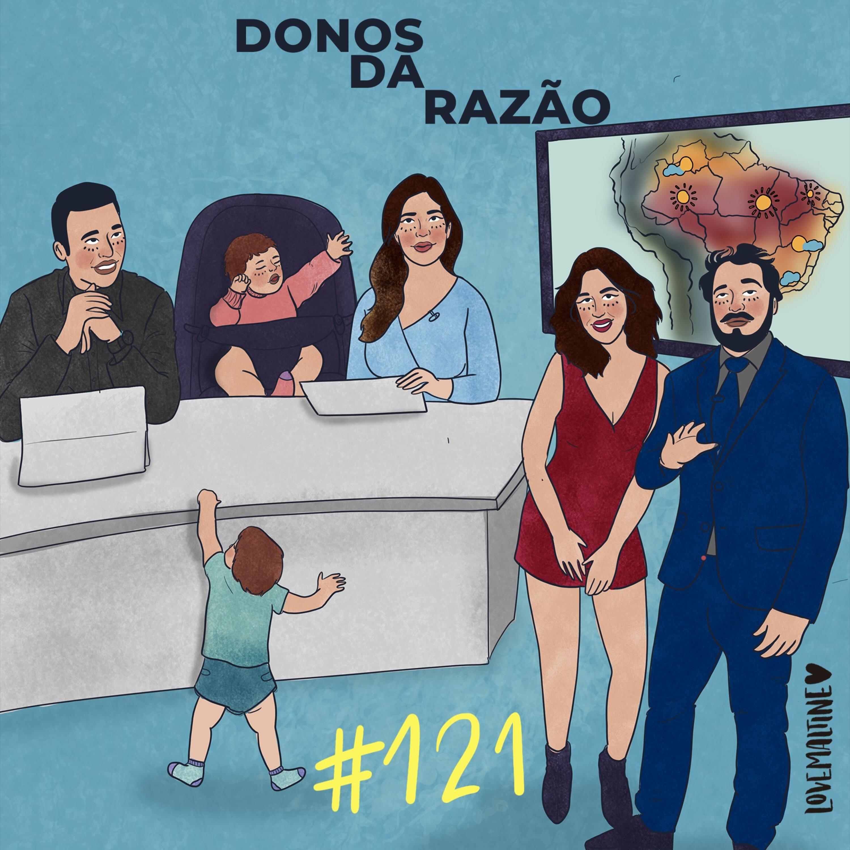 #121 - Discutindo a relação com Andréia Sadi e André Rizek
