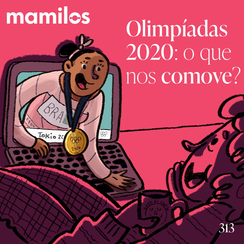 Olimpíadas 2020: o que nos comove?