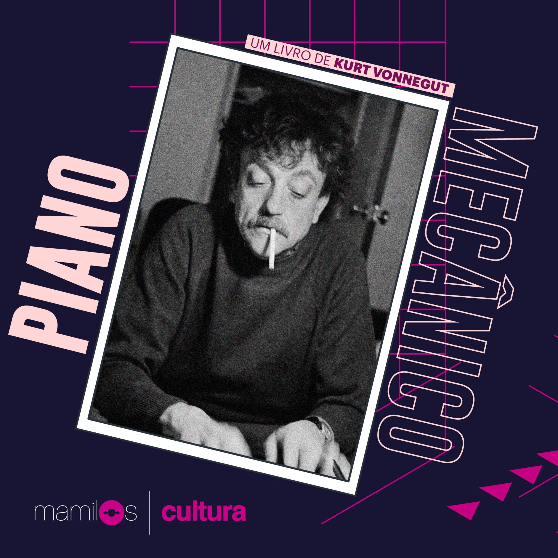 """Mamilos Cultura 24: Livro """"Piano Mecânico"""" - A tirania da racionalidade"""
