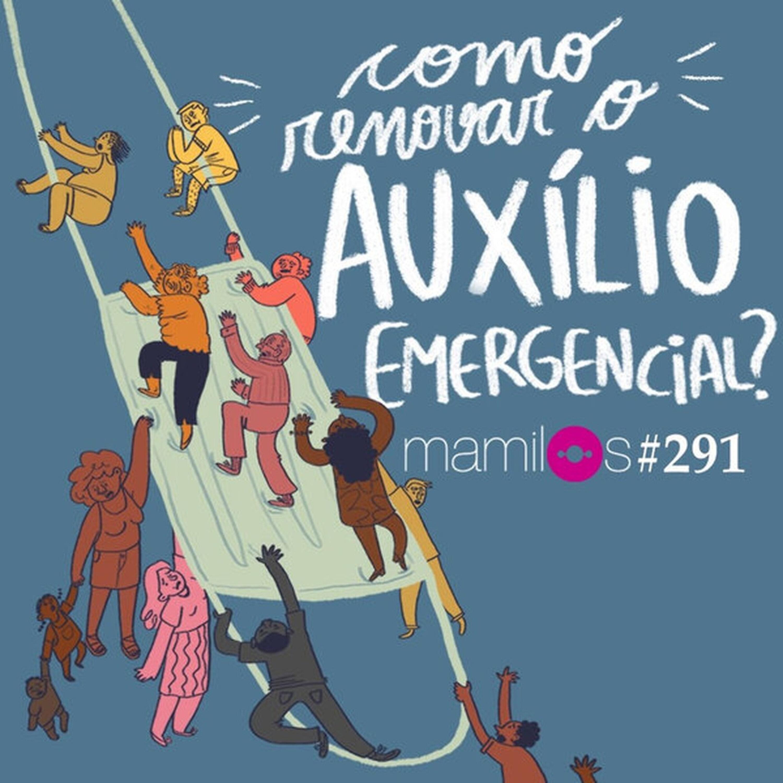 Como renovar o auxílio emergencial?