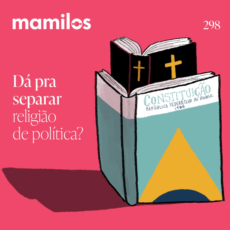 Dá pra separar religião de política?