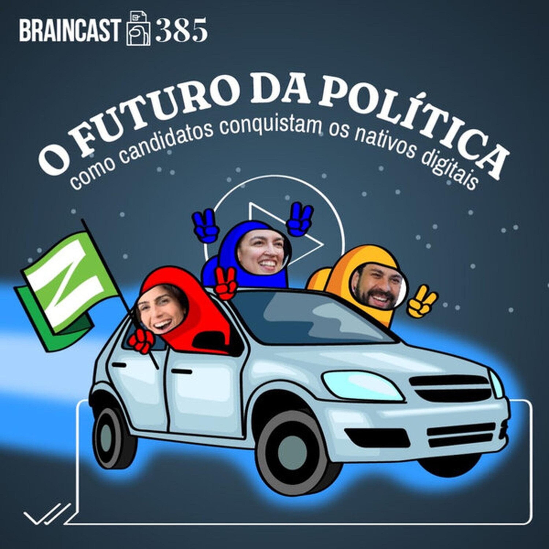 O futuro da política: como candidatos conquistam os nativos digitais
