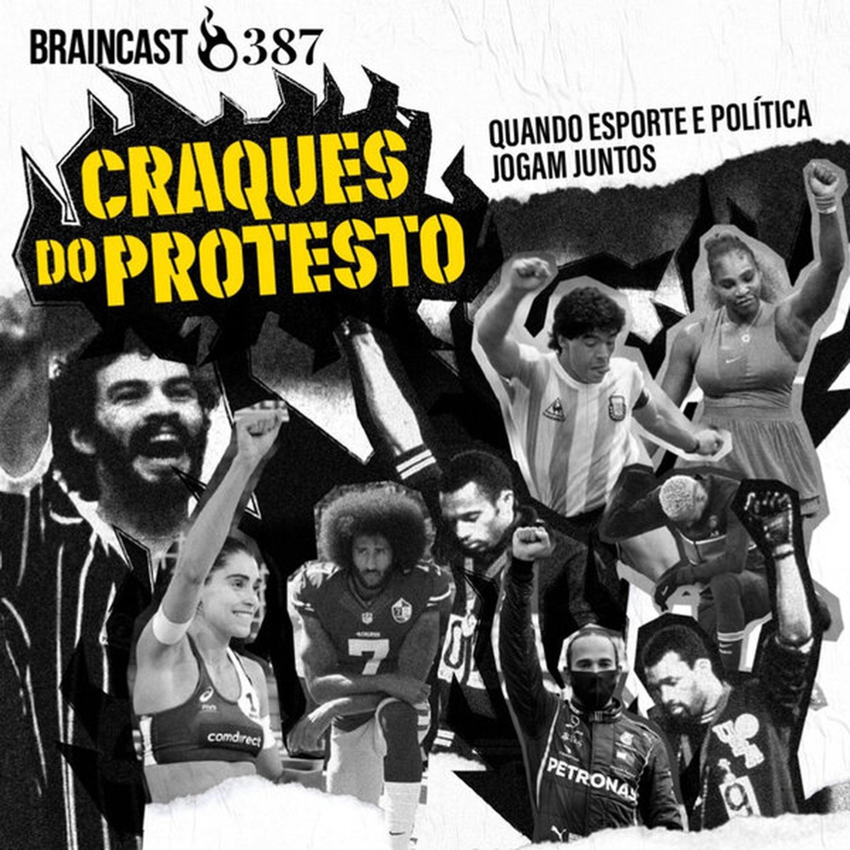 Craques do protesto: quando esporte e política jogam juntos