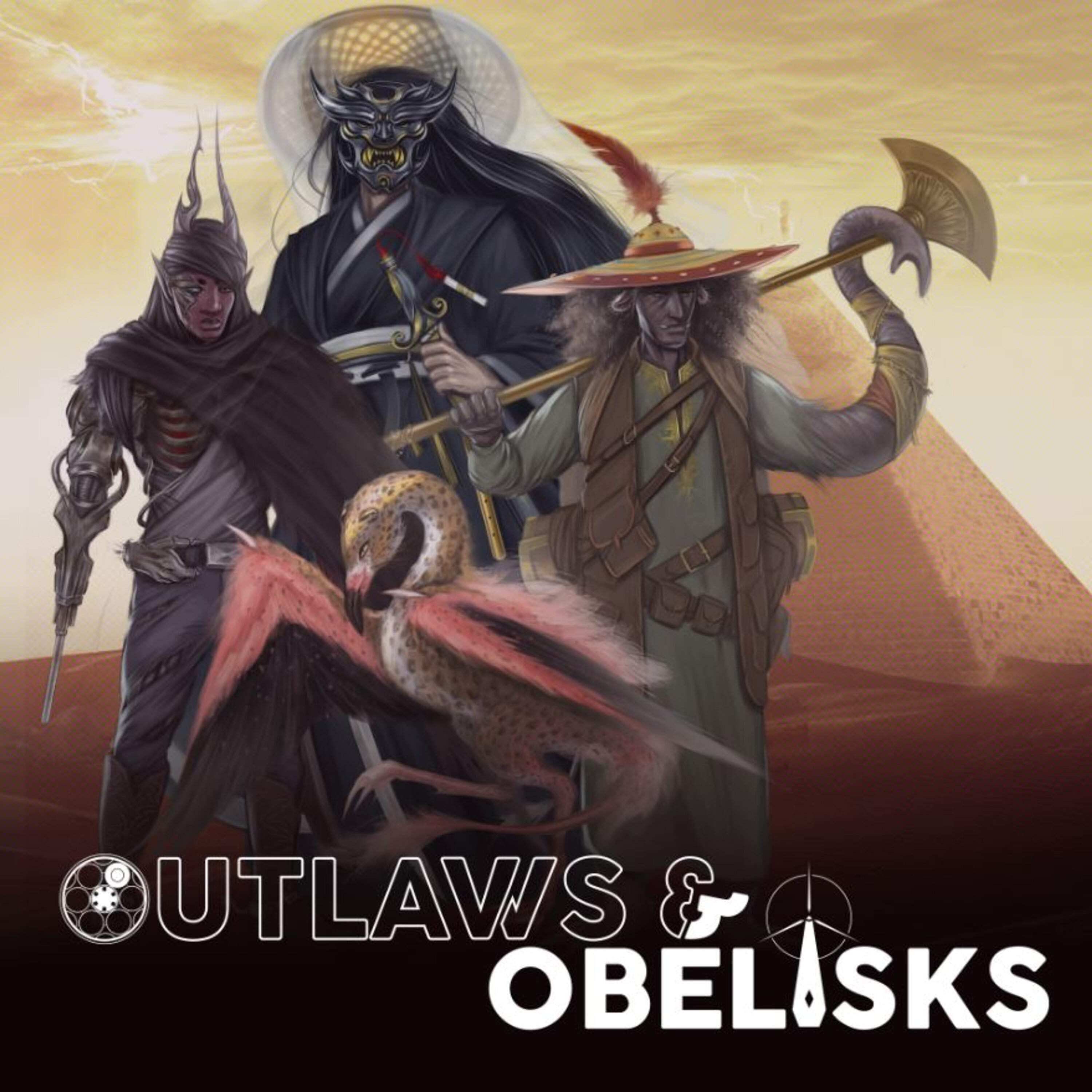 """Outlaws & Obelisks: Episode One - """"Welcome to Squeaky Gate"""""""