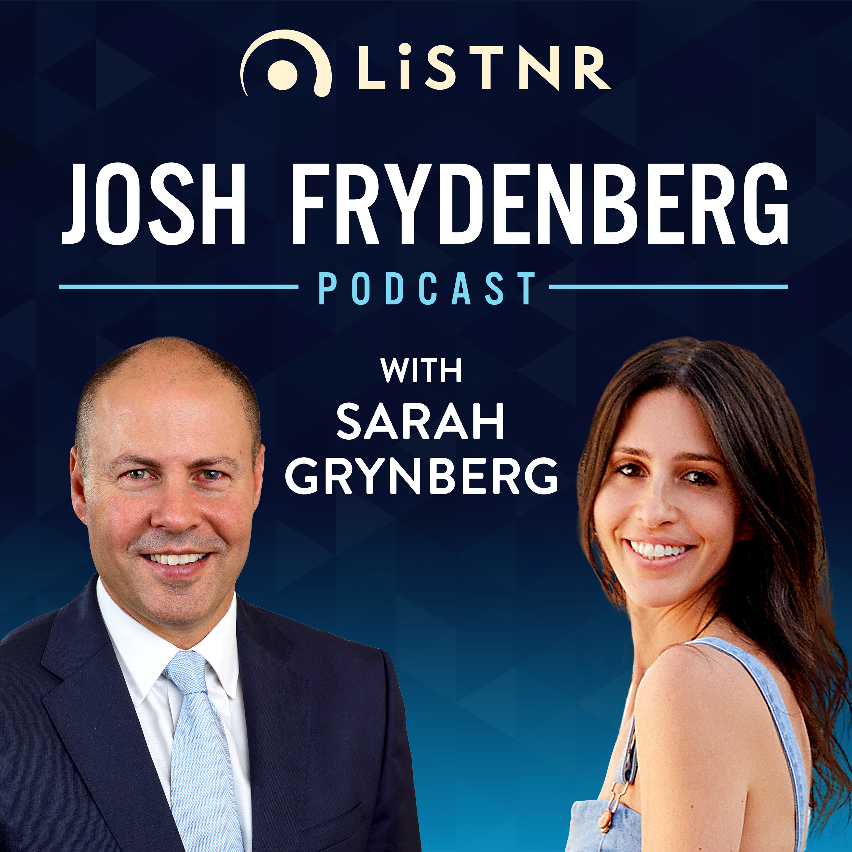 Josh Frydenberg Podcast with Sarah Grynberg - Trailer