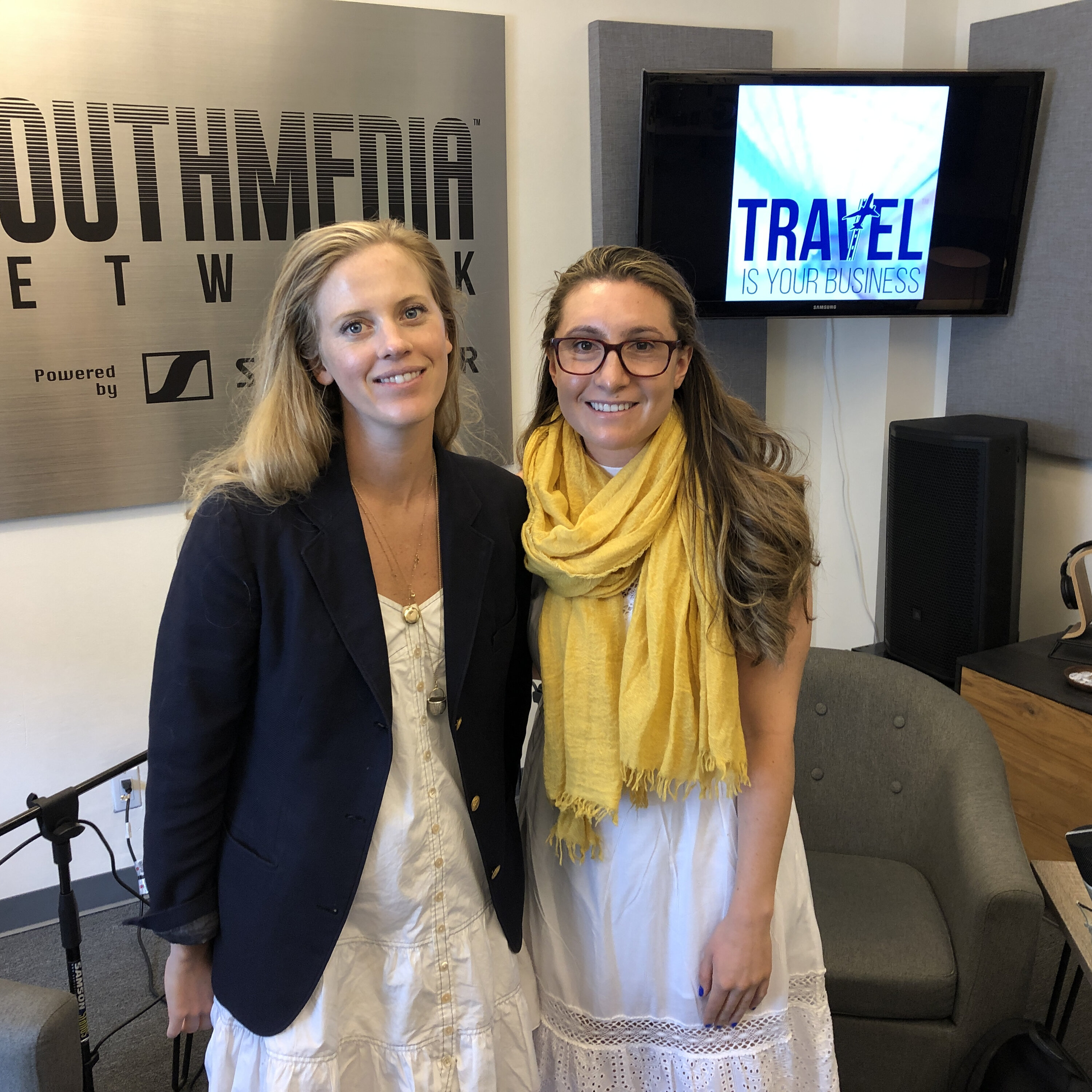 Rachele Caserza of Selina - A New Traveling Lifestyle for Digital Nomads