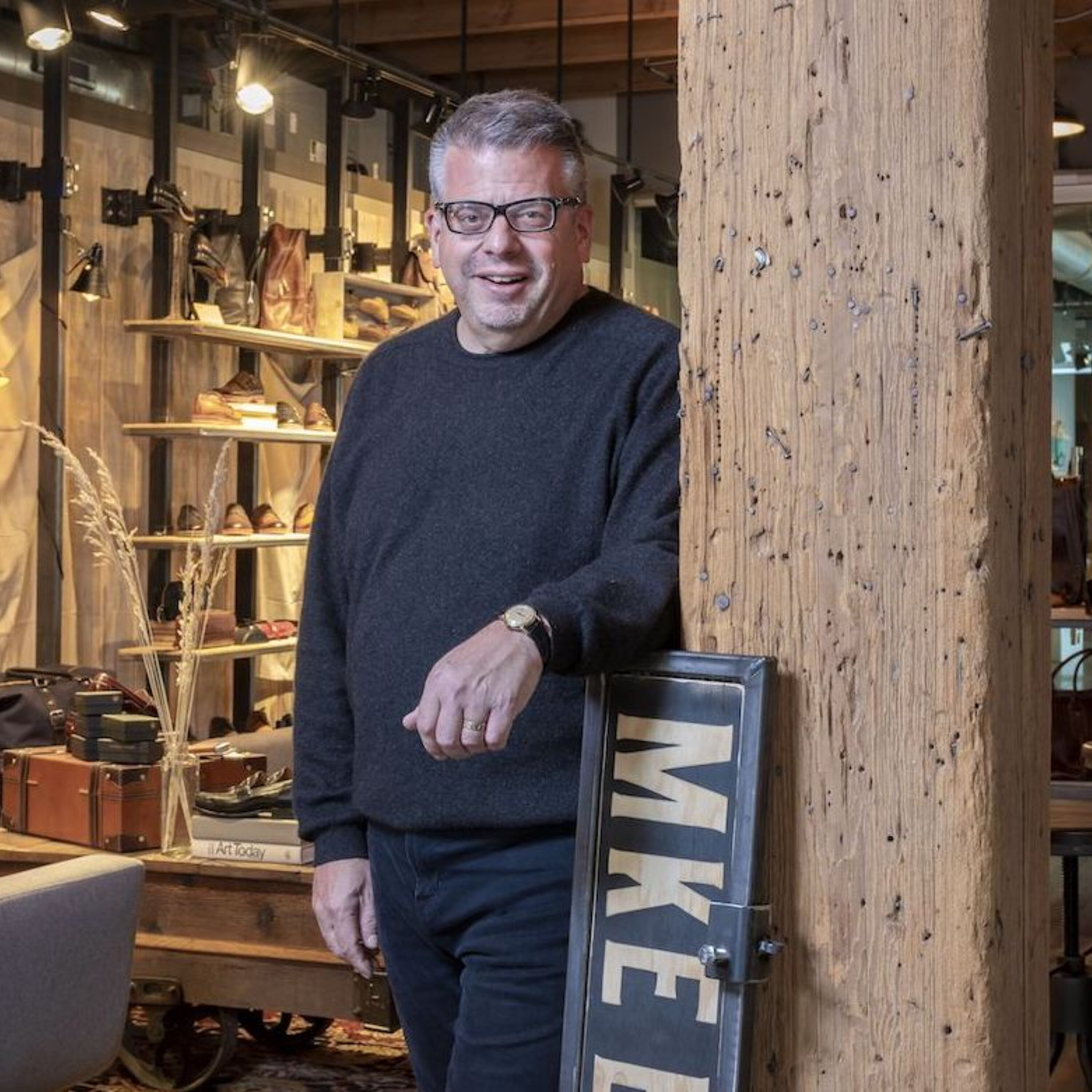 Mark Kohlenberg of WDM Footwear and Accessories - Vertically Integrated Supply Chain