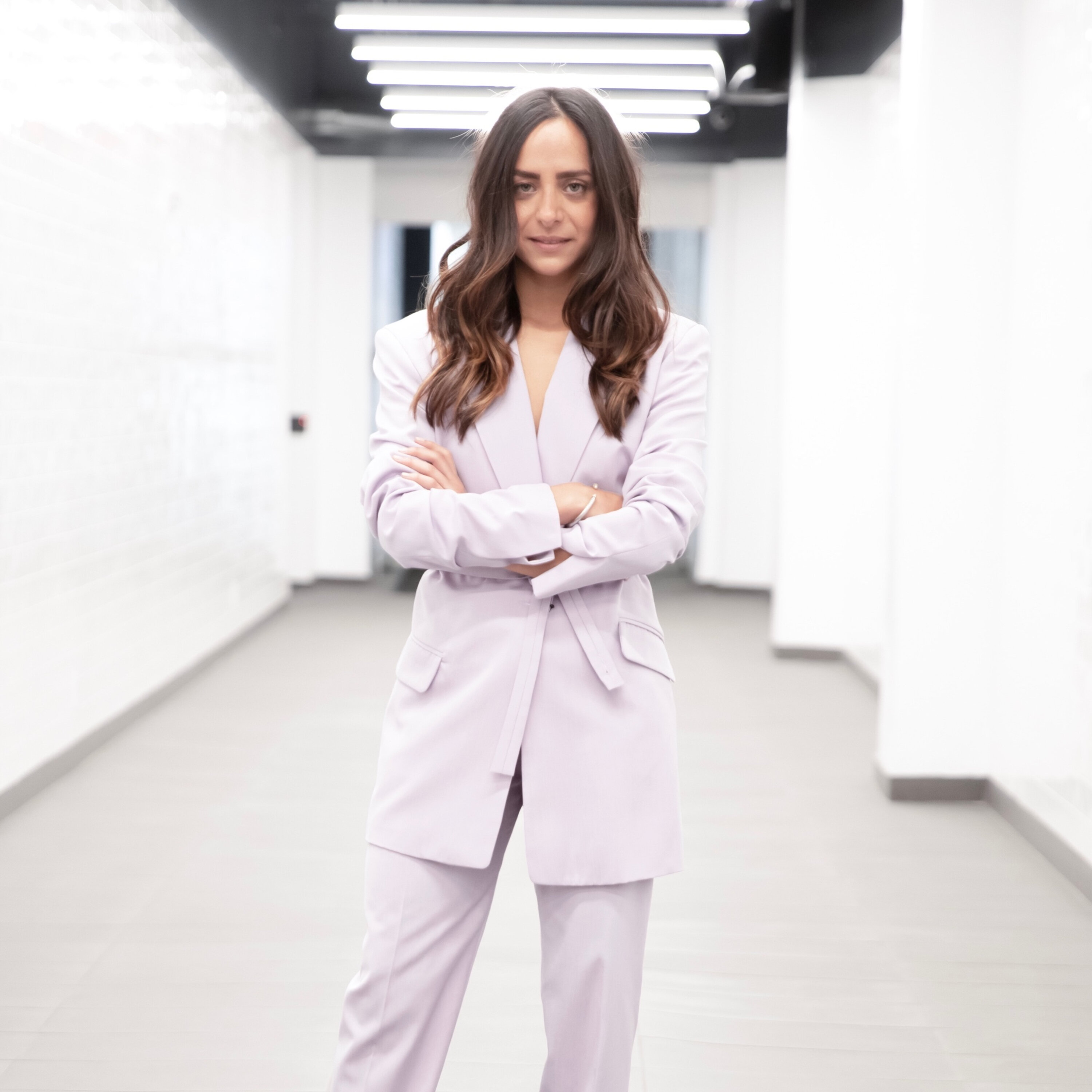 Sandra Makarem of The Collective Child - Disrupting Luxury Shopping