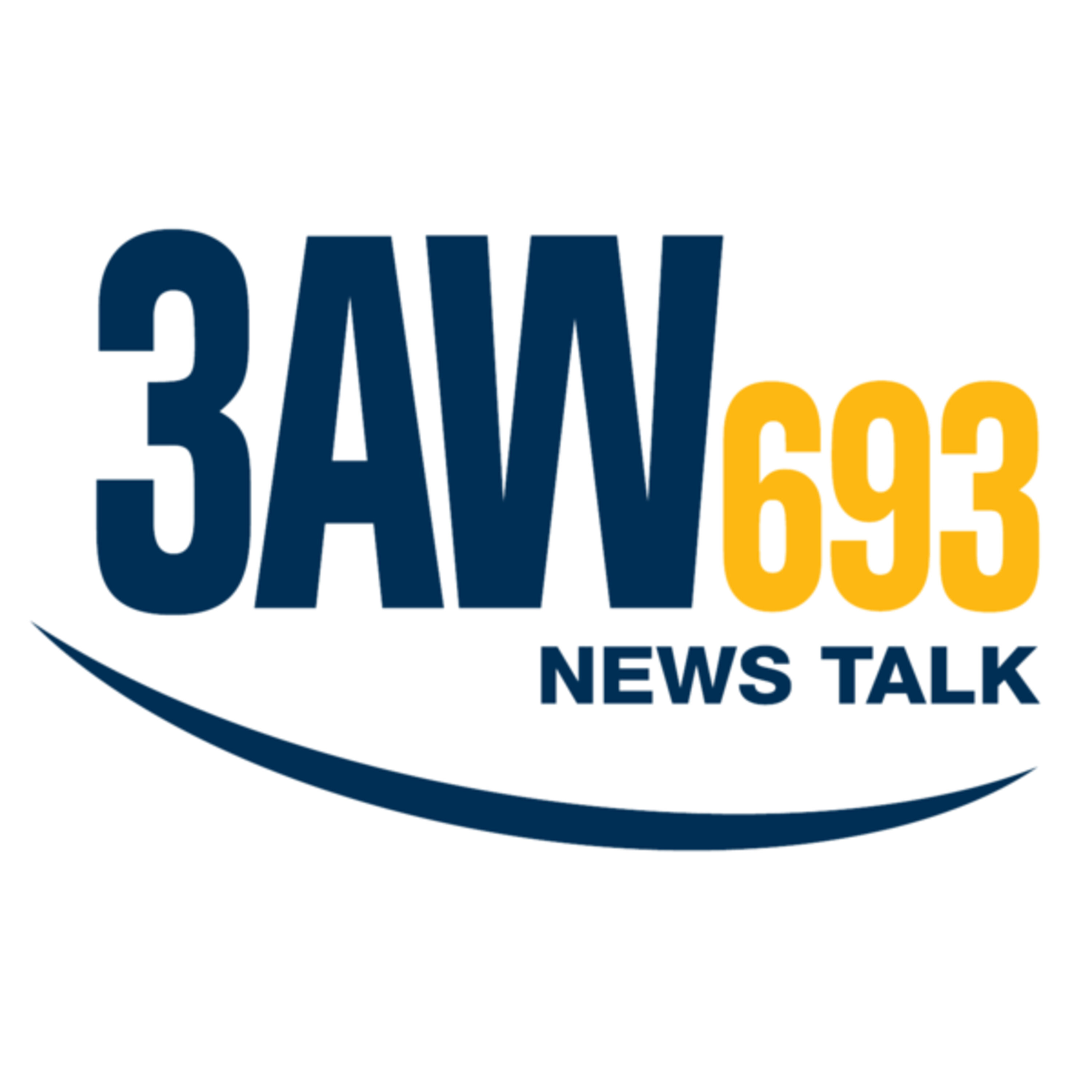 3AW Breakfast with Ross and John