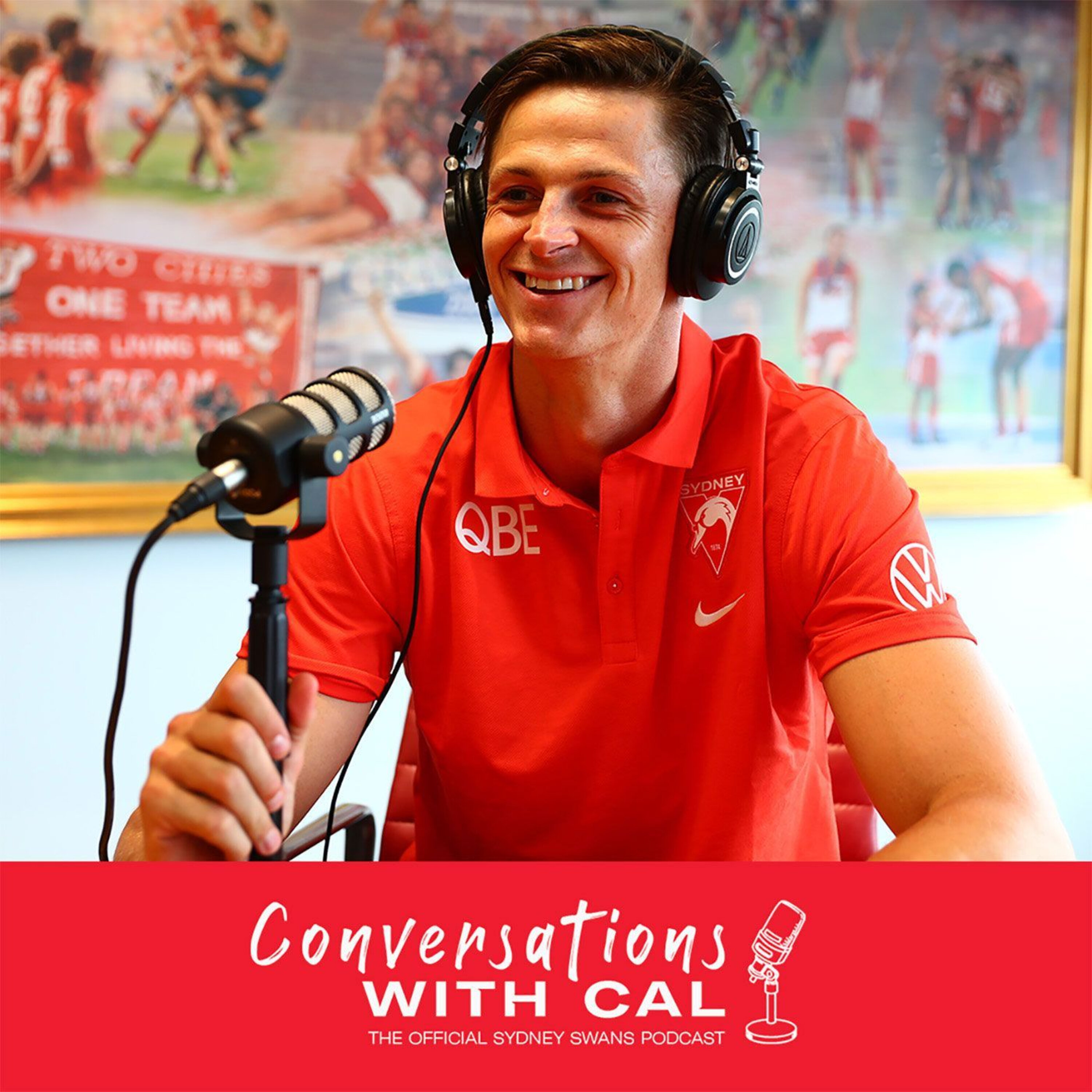 Conversations with Cal - Welcome back Haz and his new role