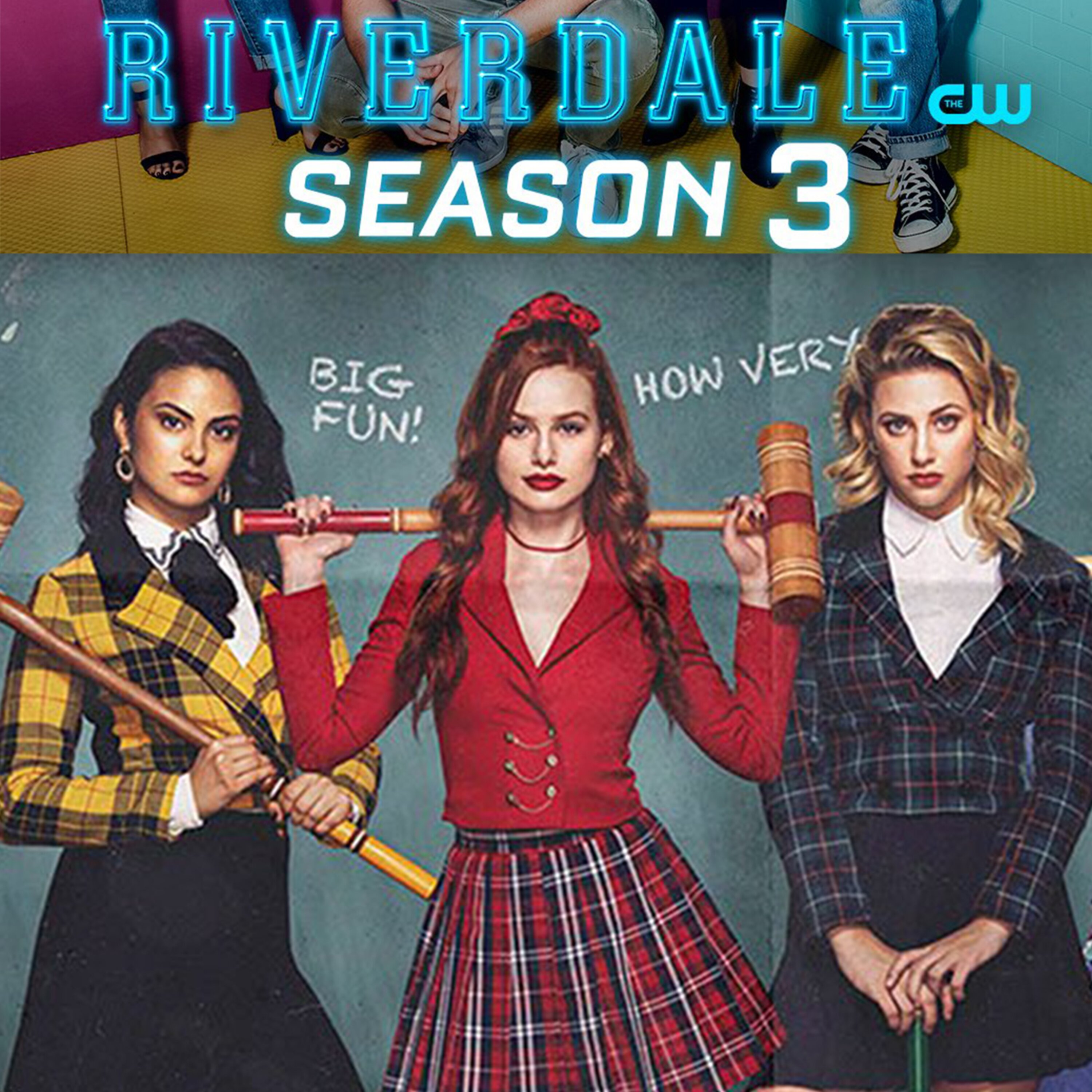 RiverMales 93: Heathers, the Musical Episode... and we are Queens With Opinions
