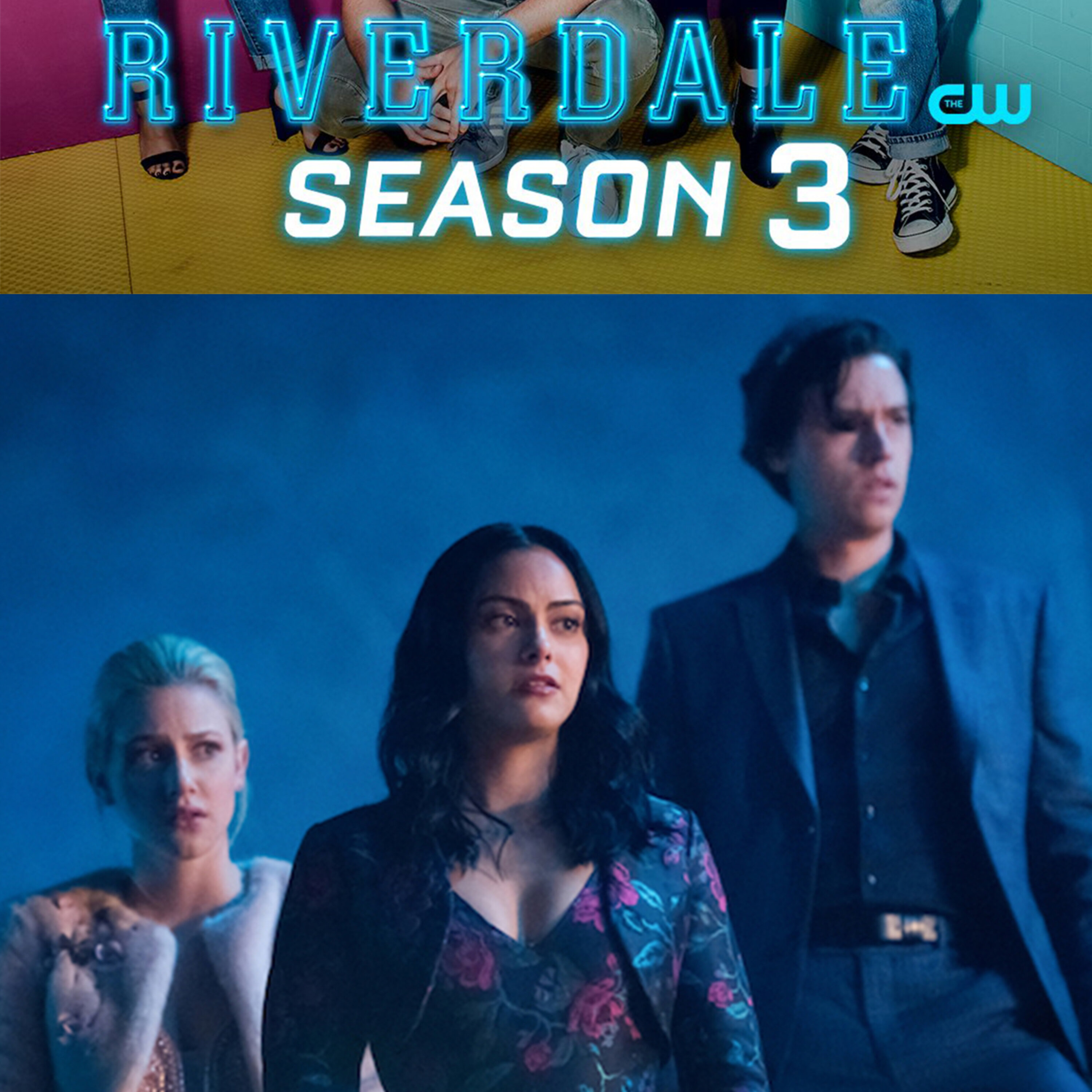 Rivermales 99: The Riverdale FINALE and our 100th Episode! And We're drunk y'all.