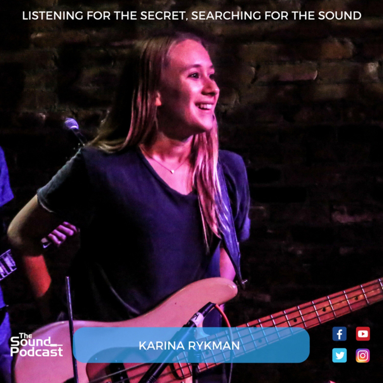 Episode 62: Karina Rykman Image