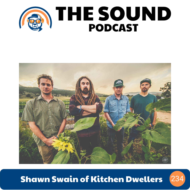 Shawn Swain of Kitchen Dwellers Image
