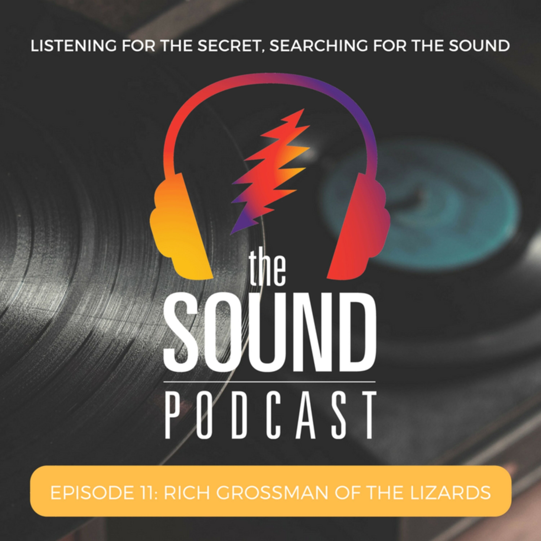 Episode 11: Rich Grossman of The Lizards Image