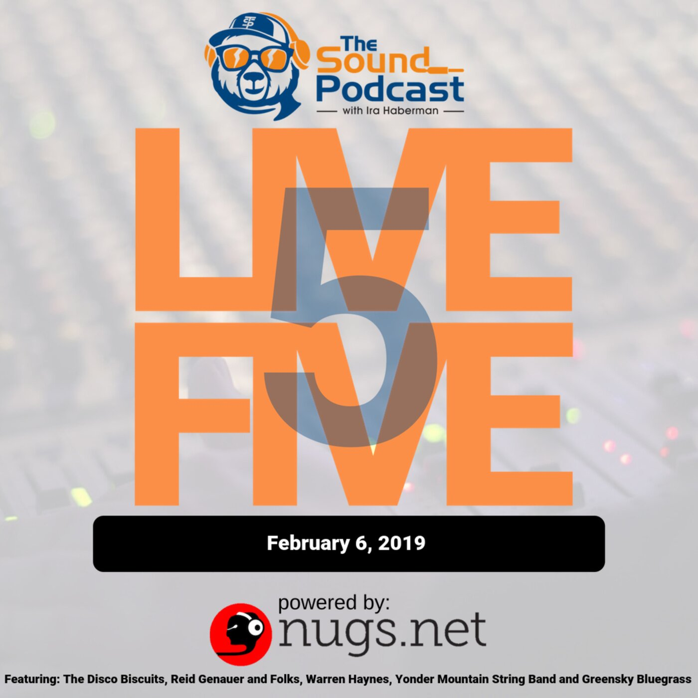 Episode: 6 - Live 5 - February 6, 2019.