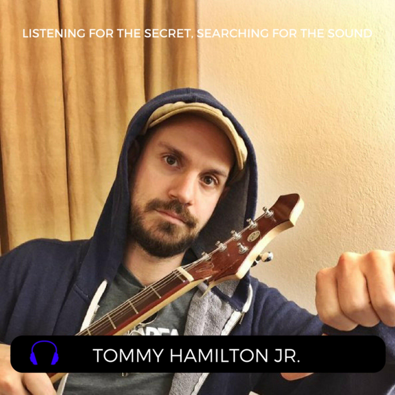 Episode 22 - Tom Hamilton Jr. of American Babies and JRAD Image
