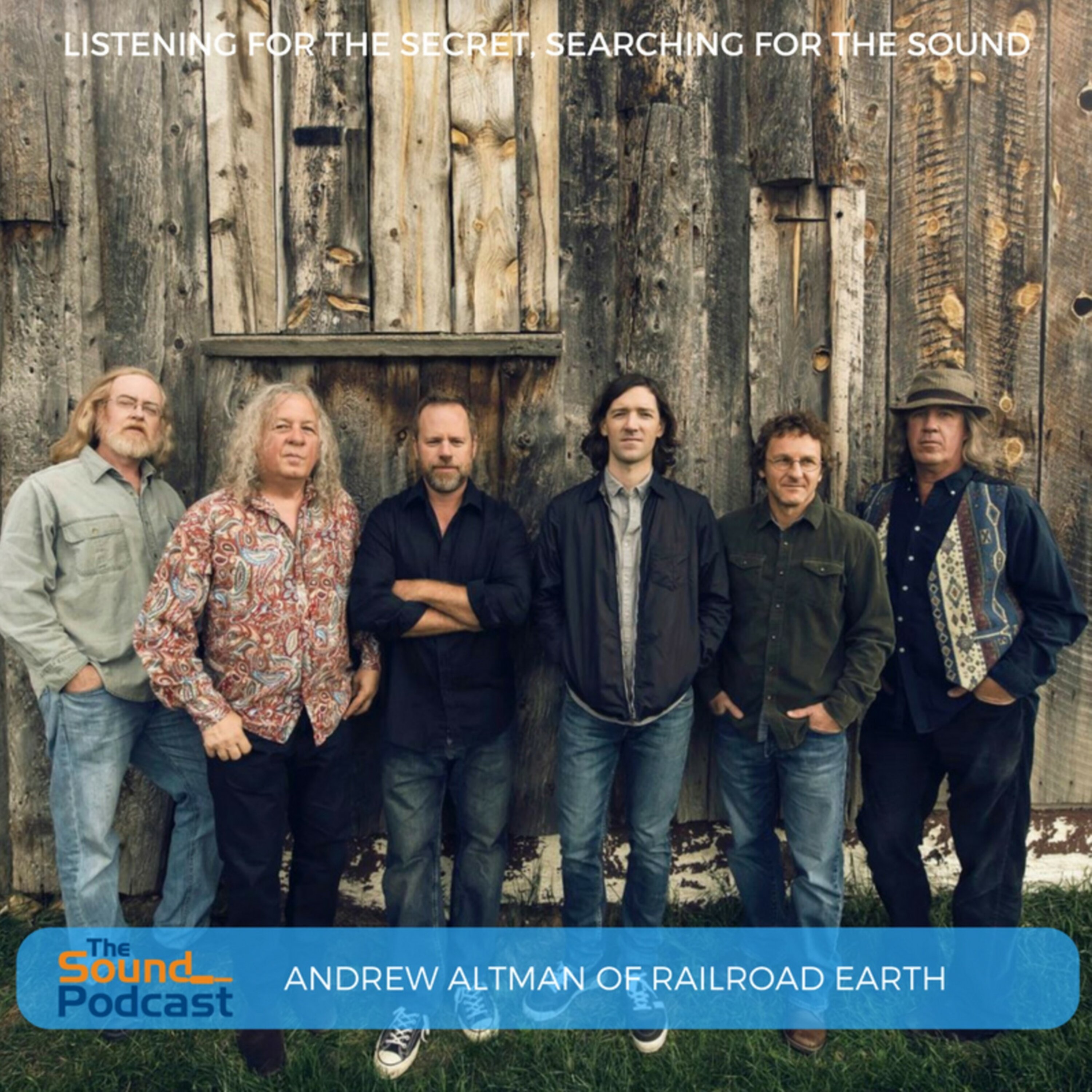 Episode 46: Andrew Altman of Railroad Earth Image