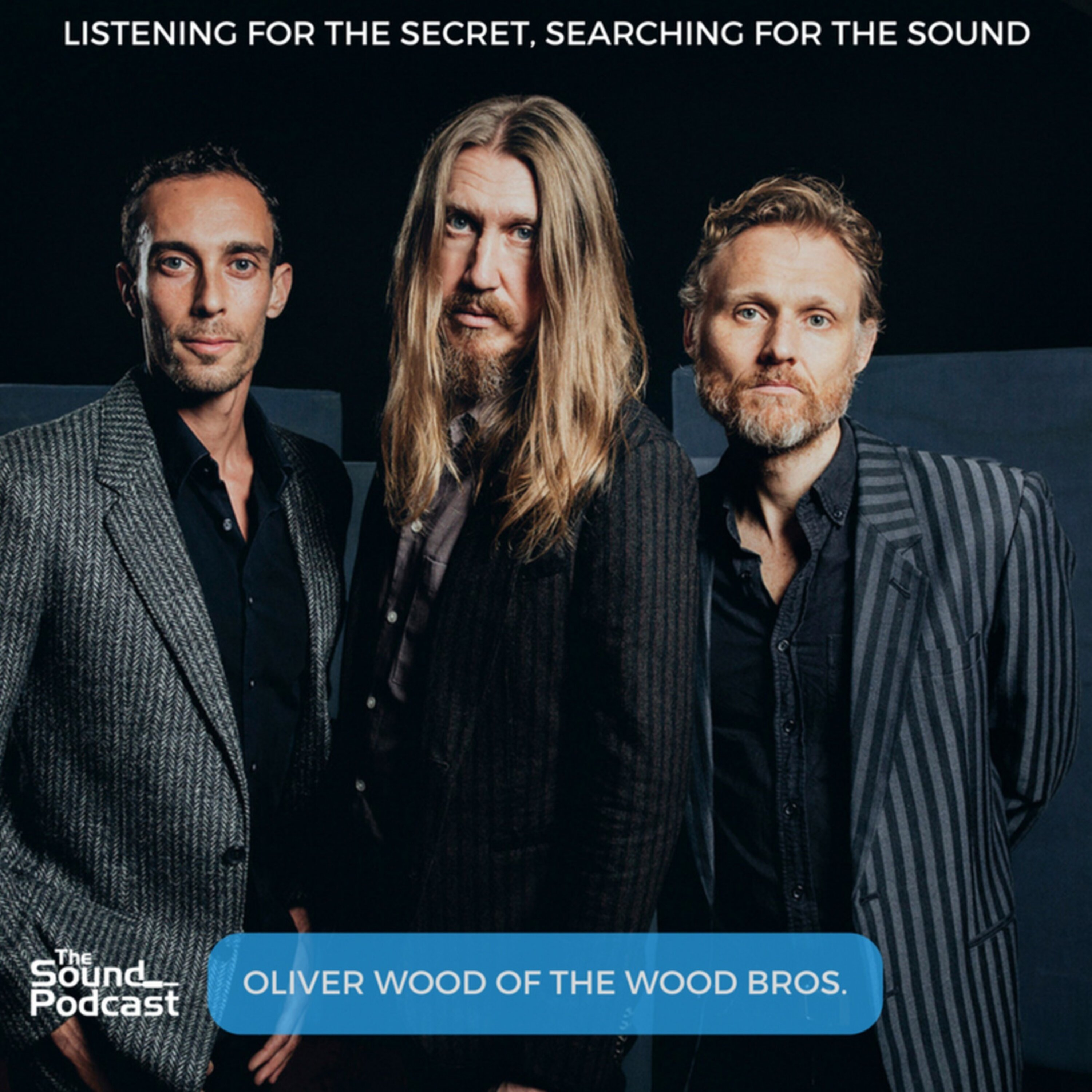 Episode 75: Oliver Wood of the Wood Brothers Image