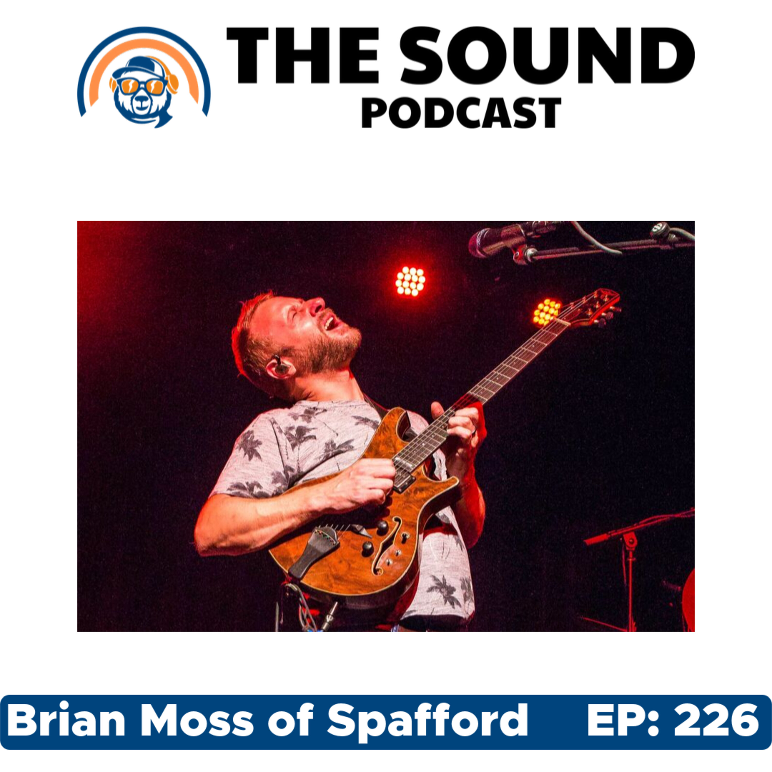 Brian Moss of Spafford