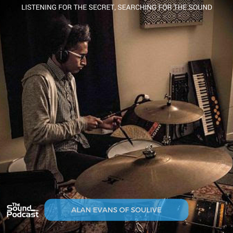 Episode 85: Alan Evans of Soulive Image