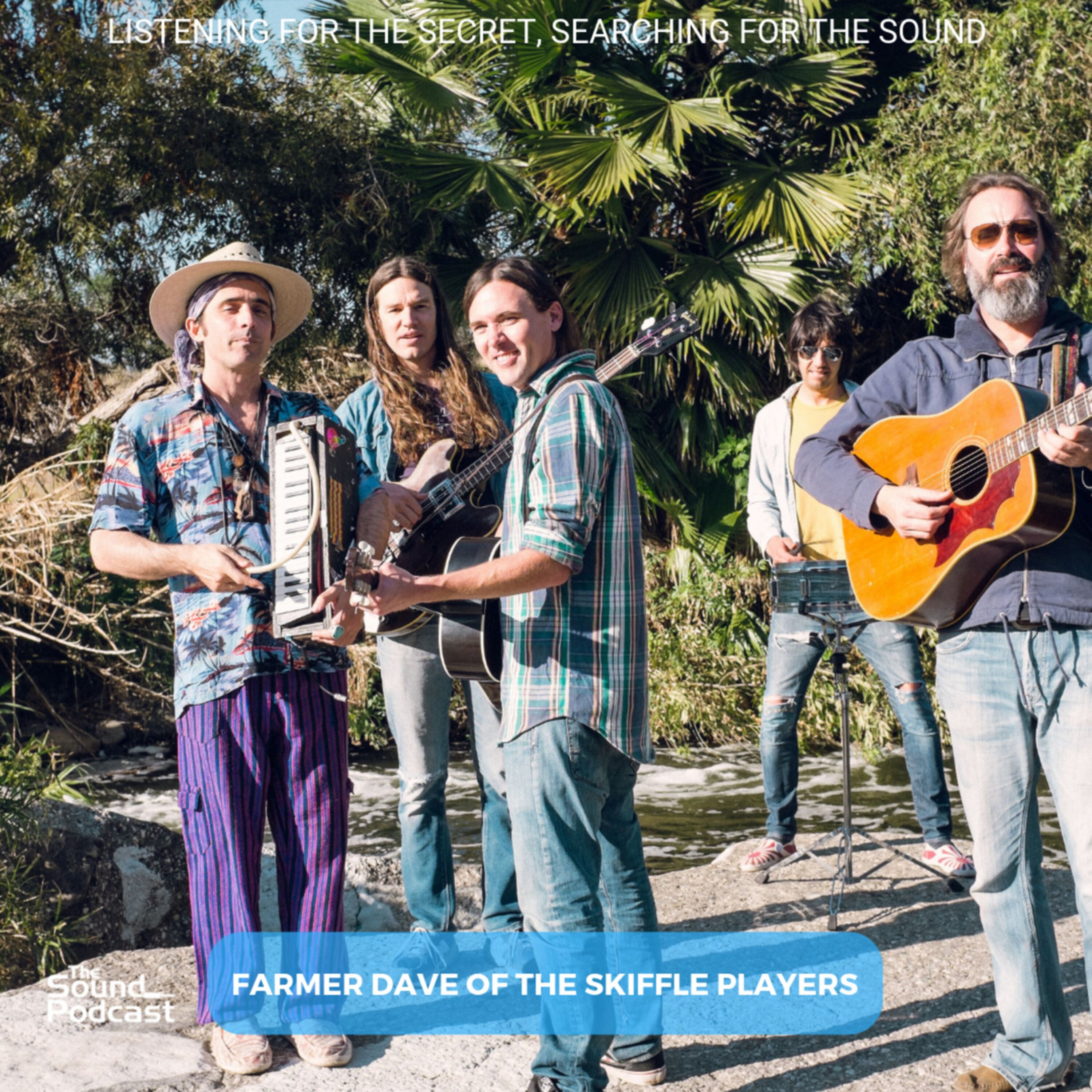 Episode 149: Farmer Dave of The Skiffle Players Image